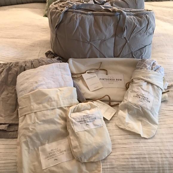Restoration Hardware Bedding Baby Child Nursery Poshmark